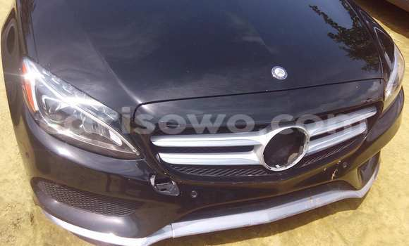 Acheter Occasions Voiture Mercedes‒Benz GL–Class Noir à Porto Novo au Benin