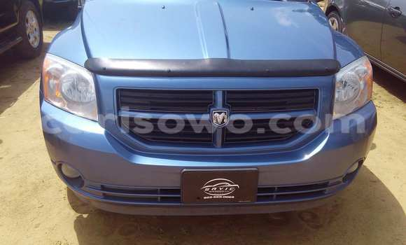 Acheter Occasion Voiture Dodge Caliber Bleu à Porto Novo au Benin
