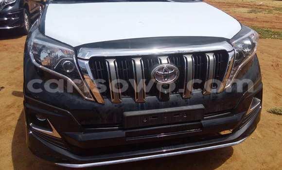 Acheter Occasion Voiture Toyota Land Cruiser Noir à Porto Novo, Benin