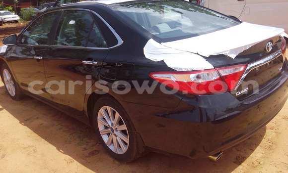 Acheter Occasion Voiture Toyota Camry Noir à Porto Novo au Benin