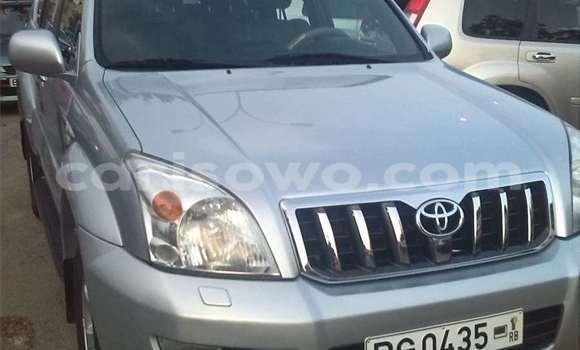 Acheter Occasion Voiture Toyota Land Cruiser Gris à Cotonou, Benin