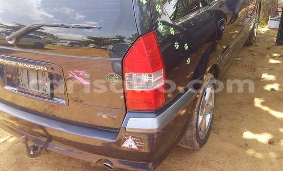 Acheter Occasion Voiture Mitsubishi Space Wagon Noir à Porto Novo au Benin