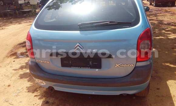 Acheter Occasion Voiture Citroen Xsara Bleu à Porto Novo, Benin
