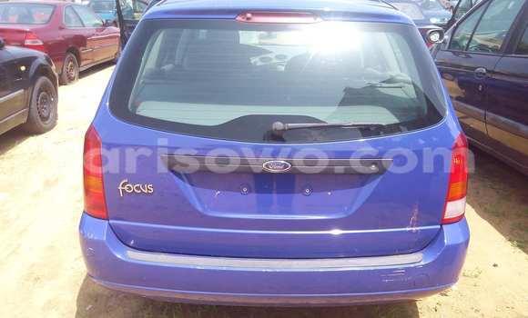Acheter Occasion Voiture Ford Focus Bleu à Porto Novo, Benin