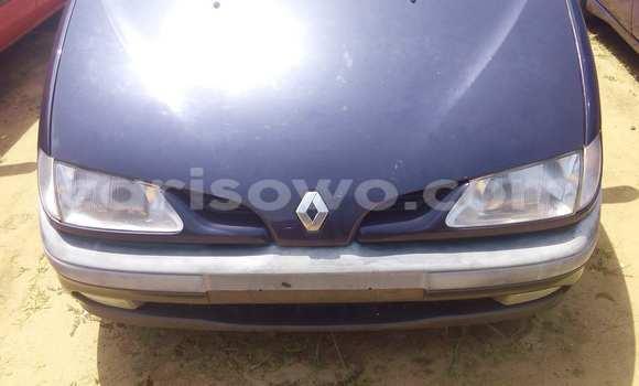 Acheter Occasion Voiture Renault Megane Bleu à Porto Novo au Benin