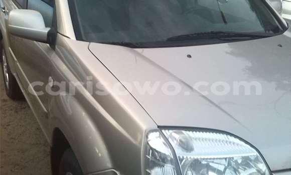 Acheter Occasion Voiture Nissan X–Trail Gris à Cotonou, Benin