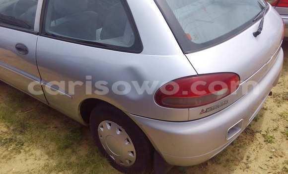 Acheter Occasion Voiture Mitsubishi Colt Gris à Porto Novo au Benin