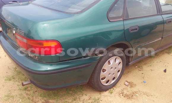 Acheter Occasion Voiture Honda Accord Vert à Porto Novo, Benin