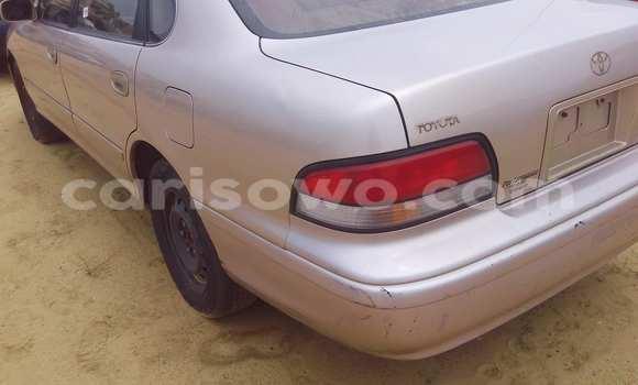 Acheter Occasion Voiture Toyota Avalon Gris à Porto Novo au Benin
