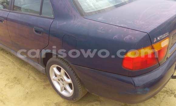 Acheter Occasion Voiture Mitsubishi Carisma Bleu à Porto Novo au Benin