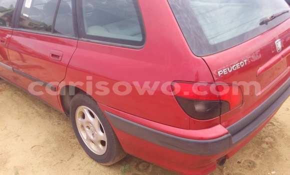 Acheter Occasions Voiture Peugeot 406 Rouge à Porto Novo au Benin