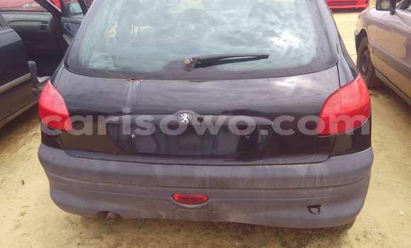 Acheter Occasion Voiture Peugeot 406 Noir à Porto Novo au Benin