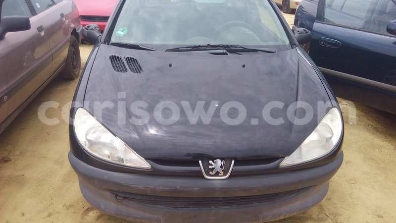 Acheter Occasion Voiture Peugeot 406 Noir à Porto Novo au ...