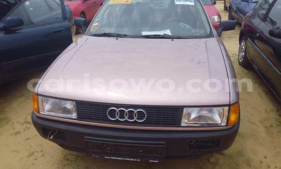 Acheter Occasion Voiture Audi A3 Marron à Porto Novo au Benin