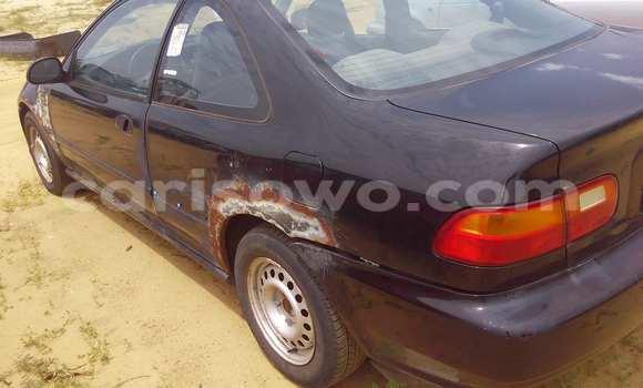 Acheter Occasion Voiture Honda Civic Noir à Porto Novo, Benin