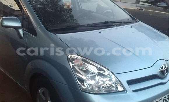 Acheter Occasions Voiture Toyota Corolla Vert à Cotonou, Benin